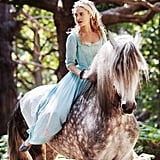 Cinderella: Horseback Riding