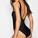 Boohoo Corfu Scoop Back Swimsuit
