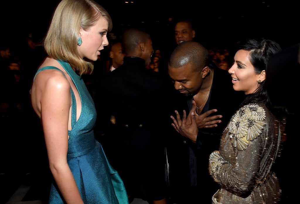 Taylor Swift, Kanye West, and Kim Kardashian Feud Details