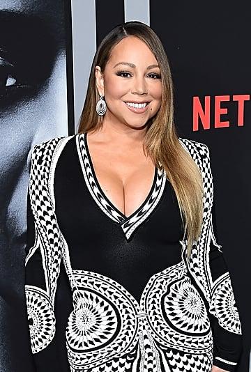 "Mariah Carey's ""Sad Attempt"" at the Rachel Haircut"