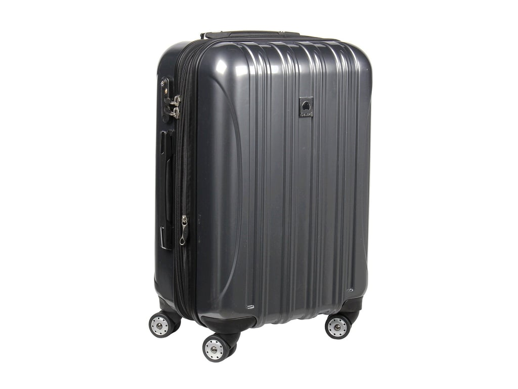 Delsey Helium Aero 21 Carry On Expandable Spinner Trolley Best
