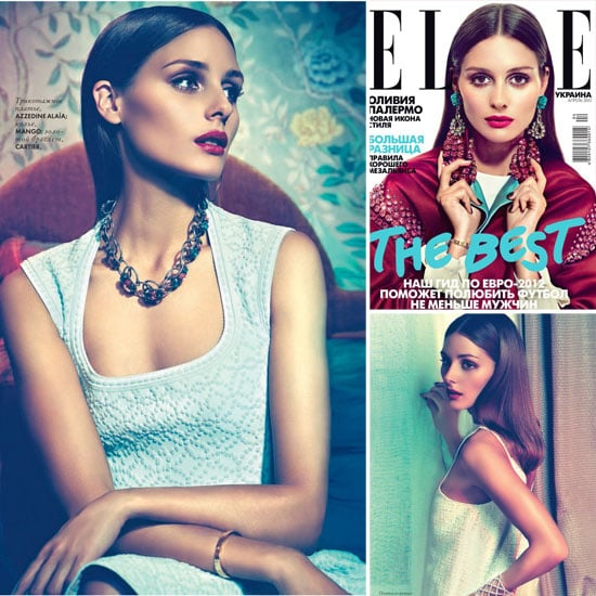 Olivia Palermo On the Cover of Elle Ukraine April 2012: See the Whole Stylish Spread!