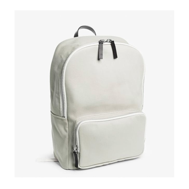 Everlane The Modern Zip Mini Backpack ($58)