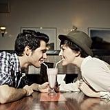 Share a milkshake