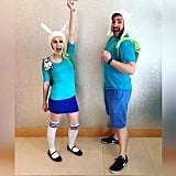 Fionna and Fin From Adventure Time