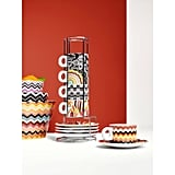 Missoni Stoneware Stacking Espresso Set