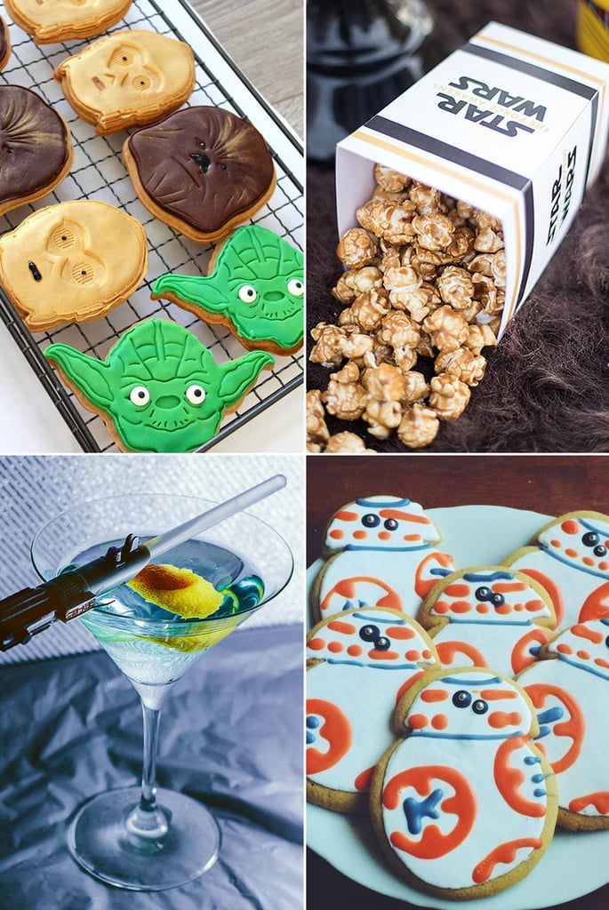 Star wars inspired recipes popsugar food the most adorable and doable star wars recipes online forumfinder Choice Image
