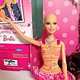 Bald and Beautiful Barbie