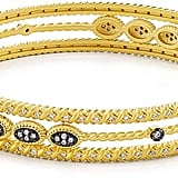 Freida Rothman Three Stack Slide Bangles