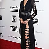 All Eyes Were on Zendaya's Sexy Belted Boots at the Grammys Afterparty