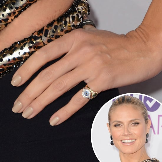 Celebrity Nail Artist: Celebrity Nails From The 2013 Award Shows