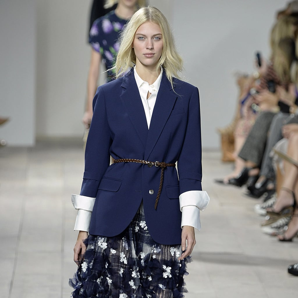 Michael Kors Should Really Teach a Class on Spring Styling