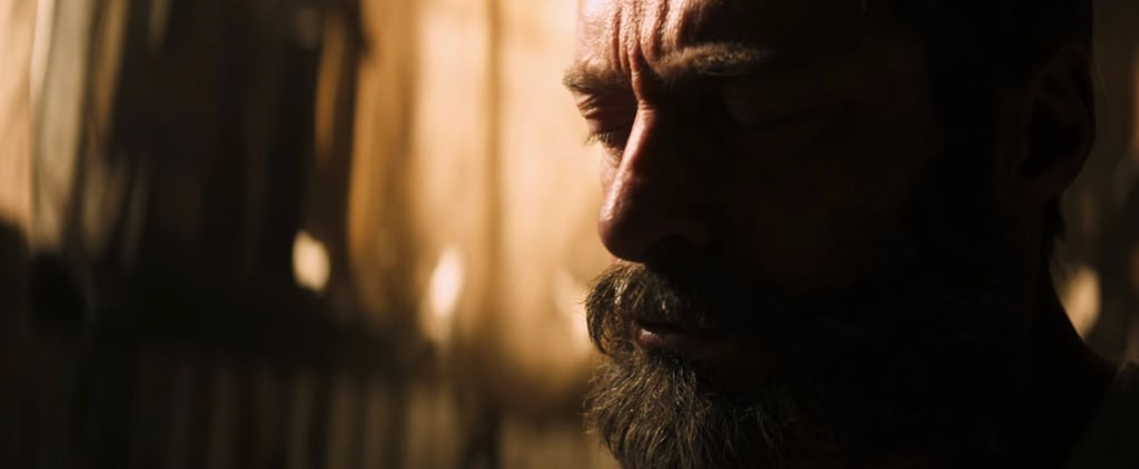 "The New Logan Trailer Has the Most Intense Cover of ""Amazing Grace"" You've Ever Heard"