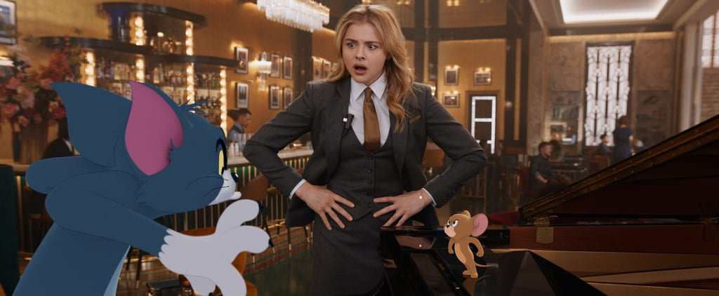 Chloë Grace Moretz's Outfits as Kayla in Tom and Jerry