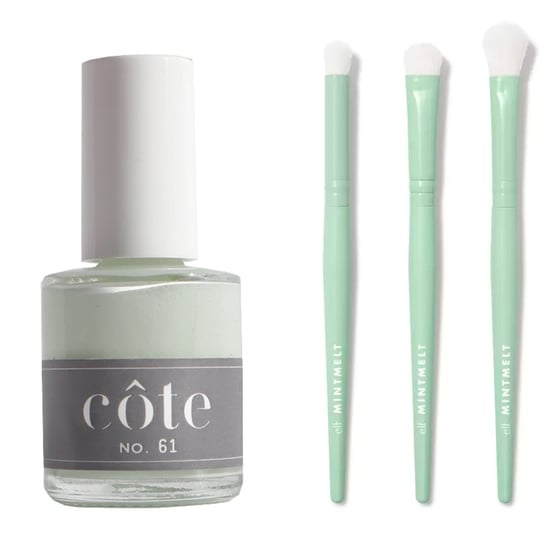 Mint Makeup, Skin Care, and Body Care