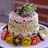 Create a Stunning California Roll Sushi Cake!