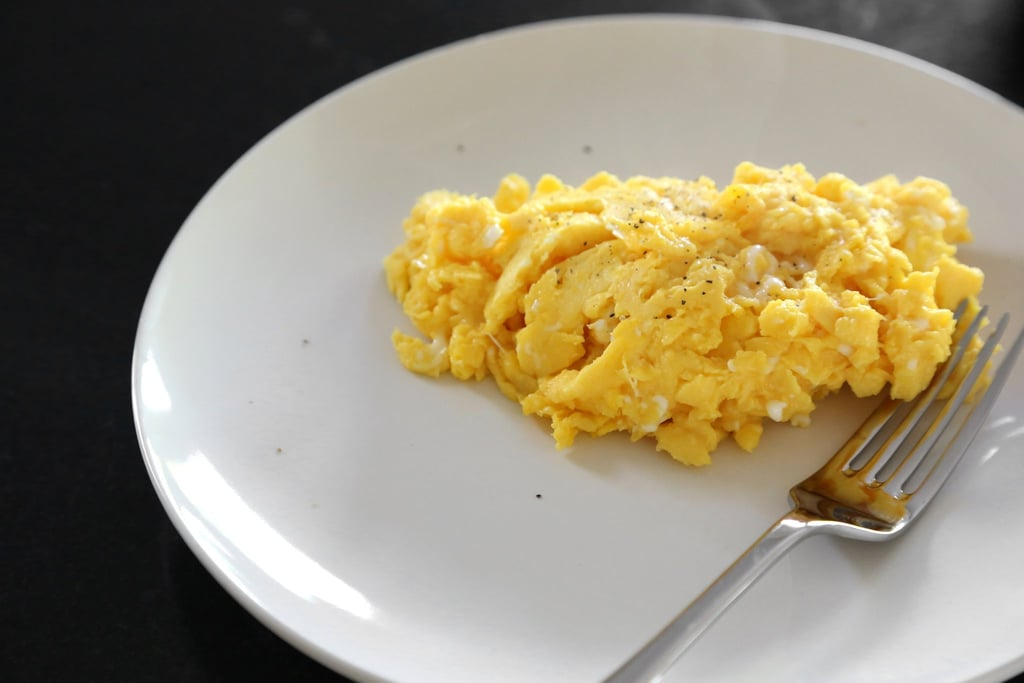 Anthony Bourdain's Scrambled Eggs