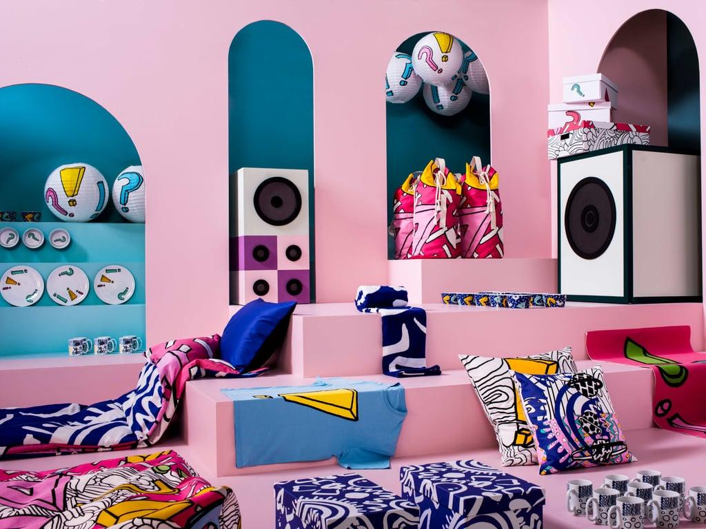 Ikea Australia Launches New Spridd Collection
