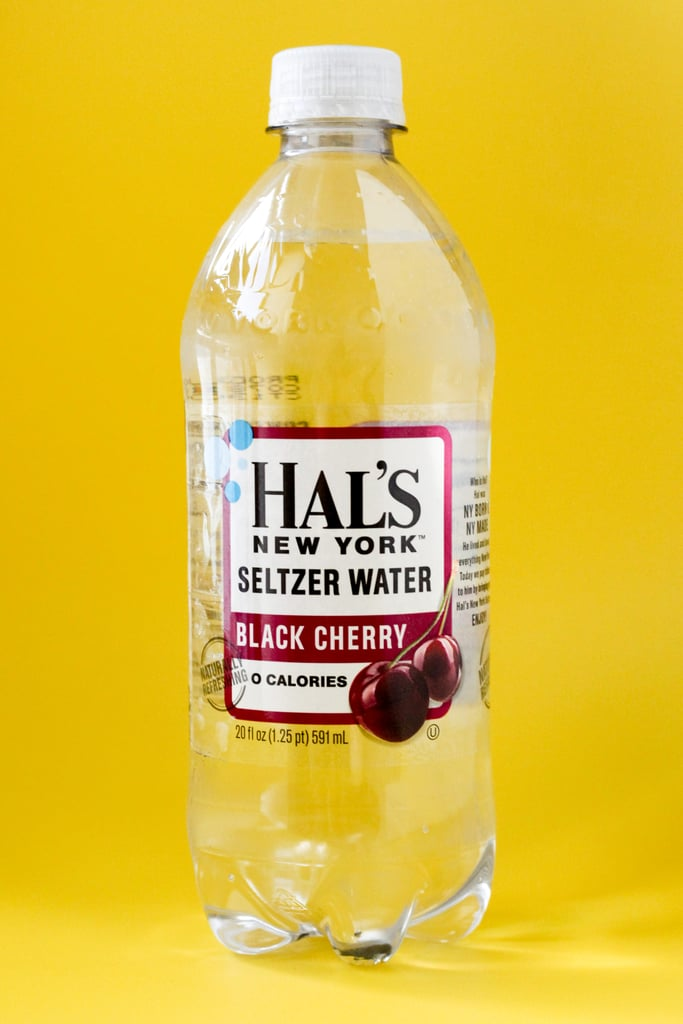 how to make flavored seltzer water
