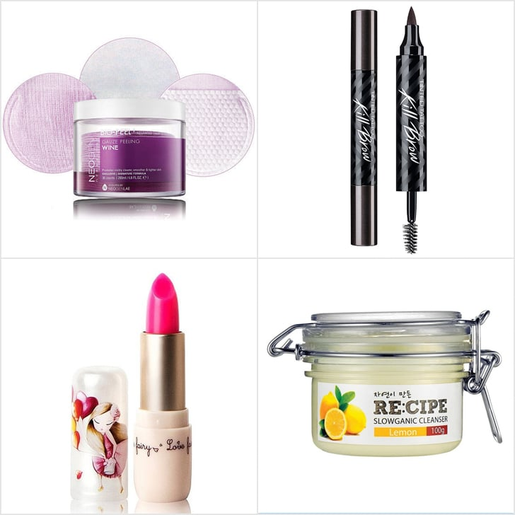 New Korean Beauty Products