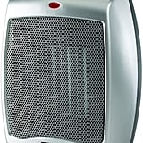 Lasko Ceramic Portable Space Heater With Adjustable Thermostat