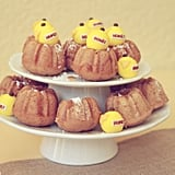 Harvest Honey Bundt Cakes