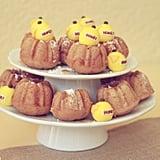 Harvest Honey Bundt Cakes