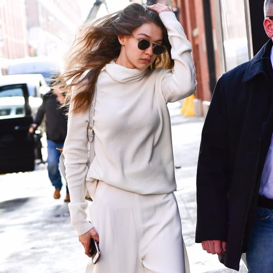 Gigi Hadid's Stephanie Rad Turtleneck