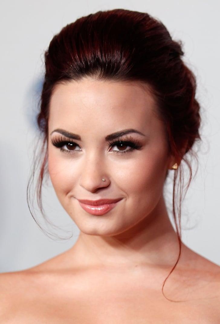 2012 | Demi Lovato's Eyebrows | POPSUGAR Latina Photo 24