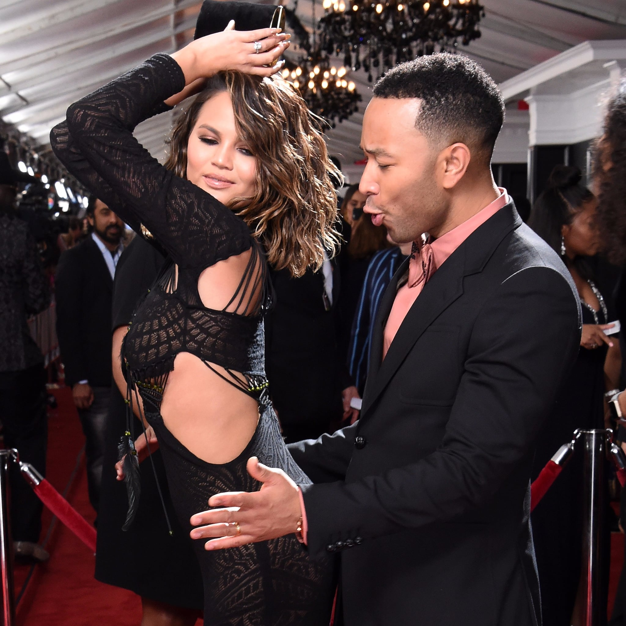 Image result for chrissy teigen and john legend