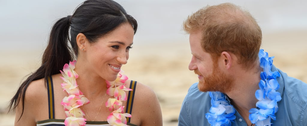Prince Harry Says He Wants a Baby Girl October 2018