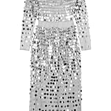 Alexa Chung Tulle Midi Dress