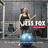 Jess Fox Swiss Ball Workout
