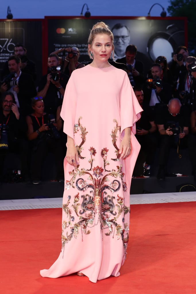 Sienna Miller at the Venice Film Festival 2019