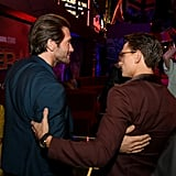 Jake Gyllenhaal and Tom Holland Friendship Pictures