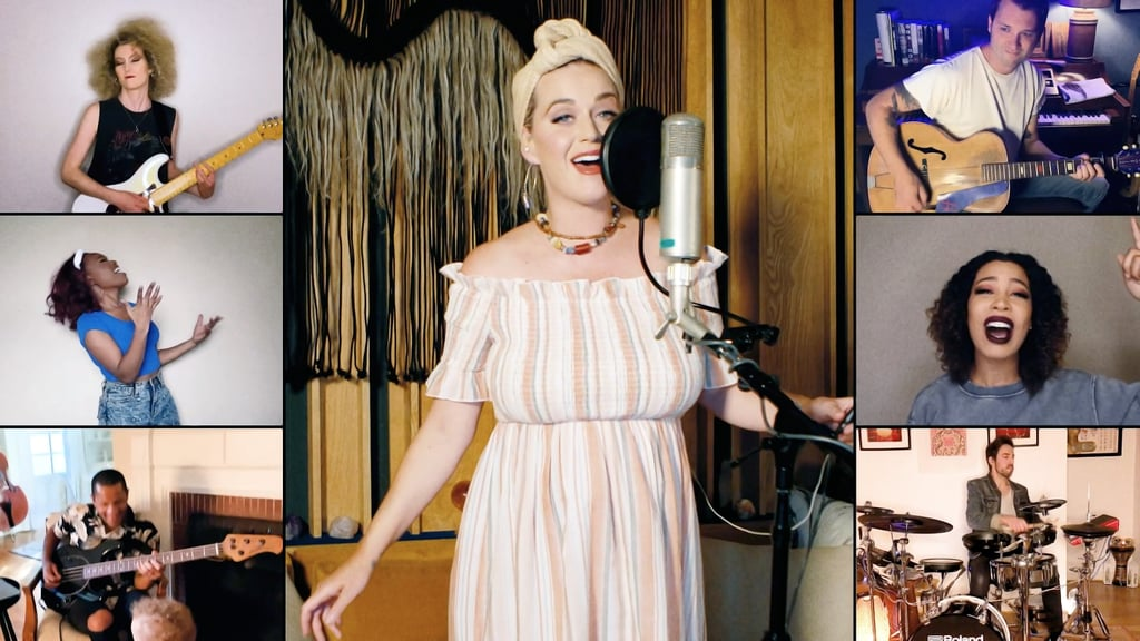 Katy Perry Wore an $30 Maternity Dress For Shein Together