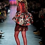 Both Girls Modeled 2 Looks —Gigi Also Showed Off Colored Tights