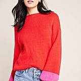 Sydney Balloon-Sleeved Pullover