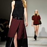 Topshop Unique Fall 2012