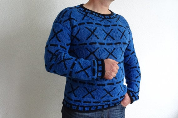 A sweater for reminiscing about the good old days with BoJack Horseman.