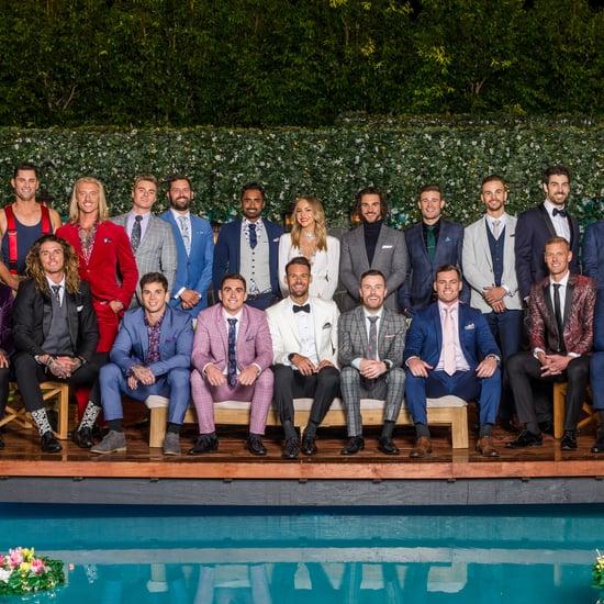 The Bachelorette Australia 2019 Contestants