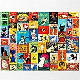 Retro Cats 300 Piece Puzzle