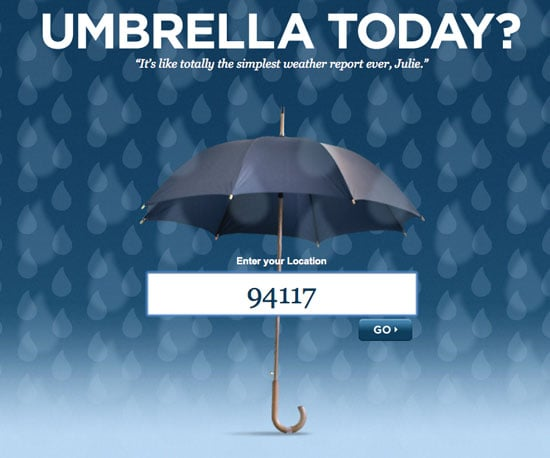 Daily Emails From Umbrella Today
