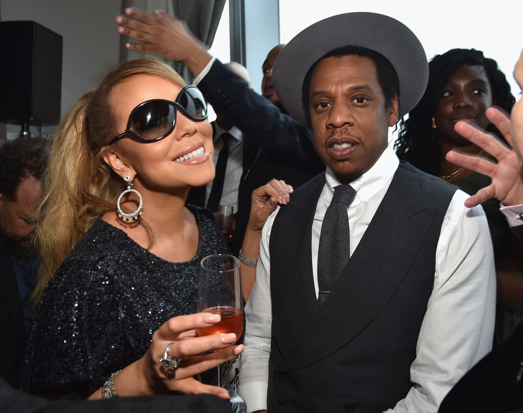 Beyonce and JAY-Z at Roc Nation Brunch 2018
