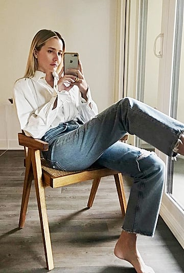 The Best Tops to Wear When Working From Home