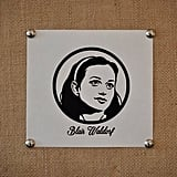 Blair Waldorf Decal