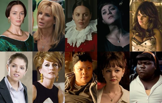 Who Is the Best Dramatic Actress of 2009?