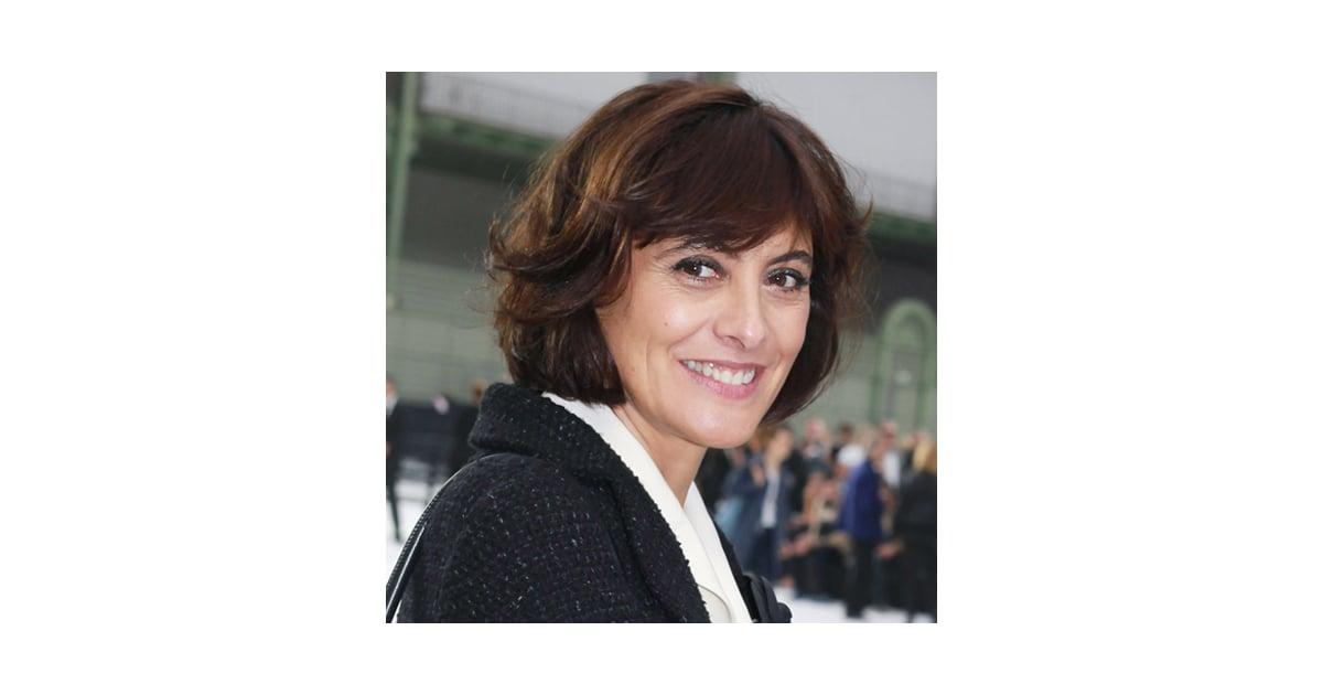 Ines de la fressange becomes l 39 oreal spokesperson popsugar beauty - Ines de la fressange filles ...