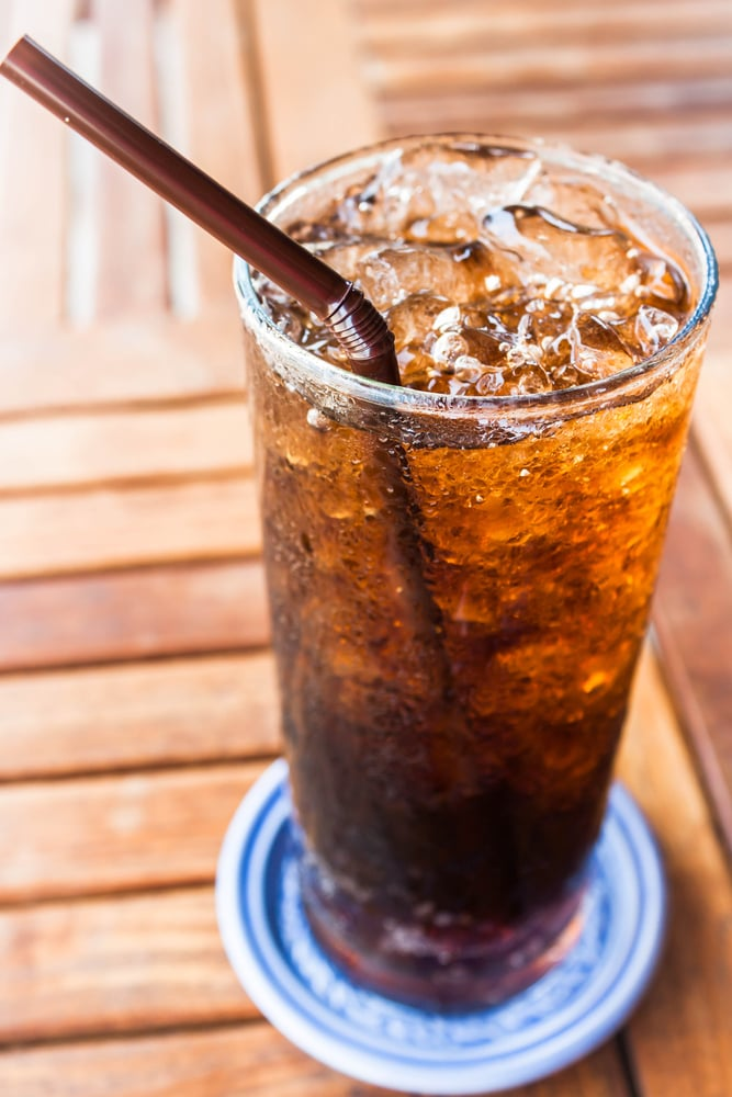 The Goal: Quitting Soft Drinks