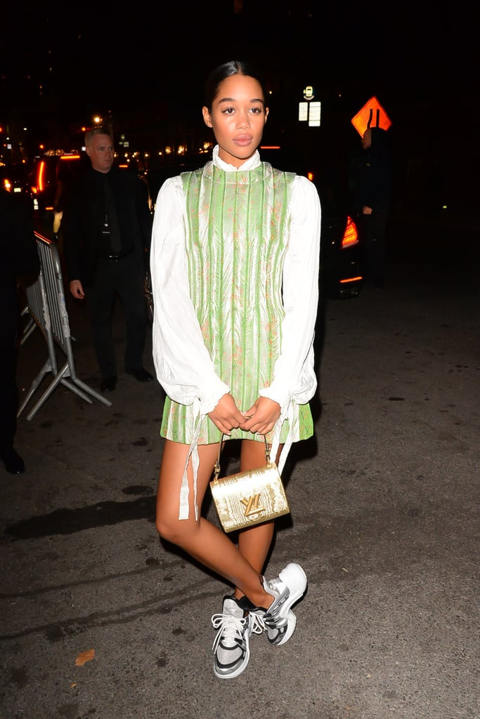 Laura Harrier Best Outfits 2017